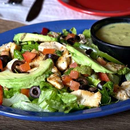 Monterey Chicken Salad