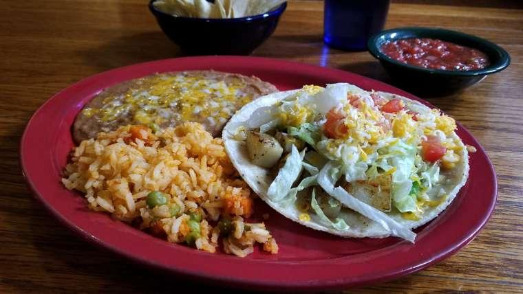 Taco Sin Carne