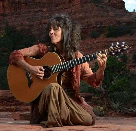 Gina Machovina performs at Su Casa this Saturday, February 22nd
